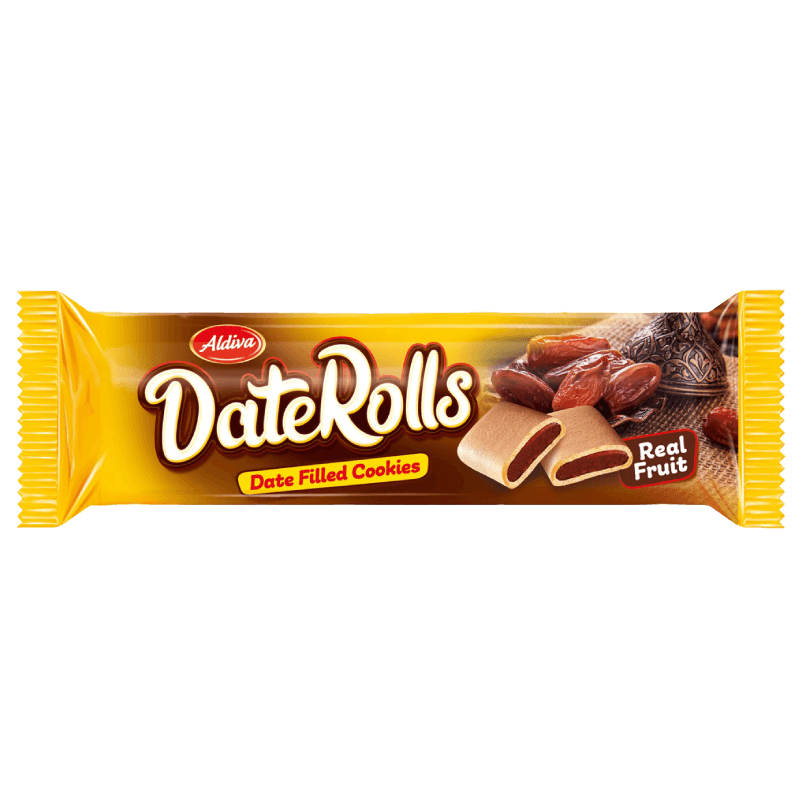 DateRolls Date Filled Biscuits